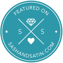We were featured on SashAndSatin.com