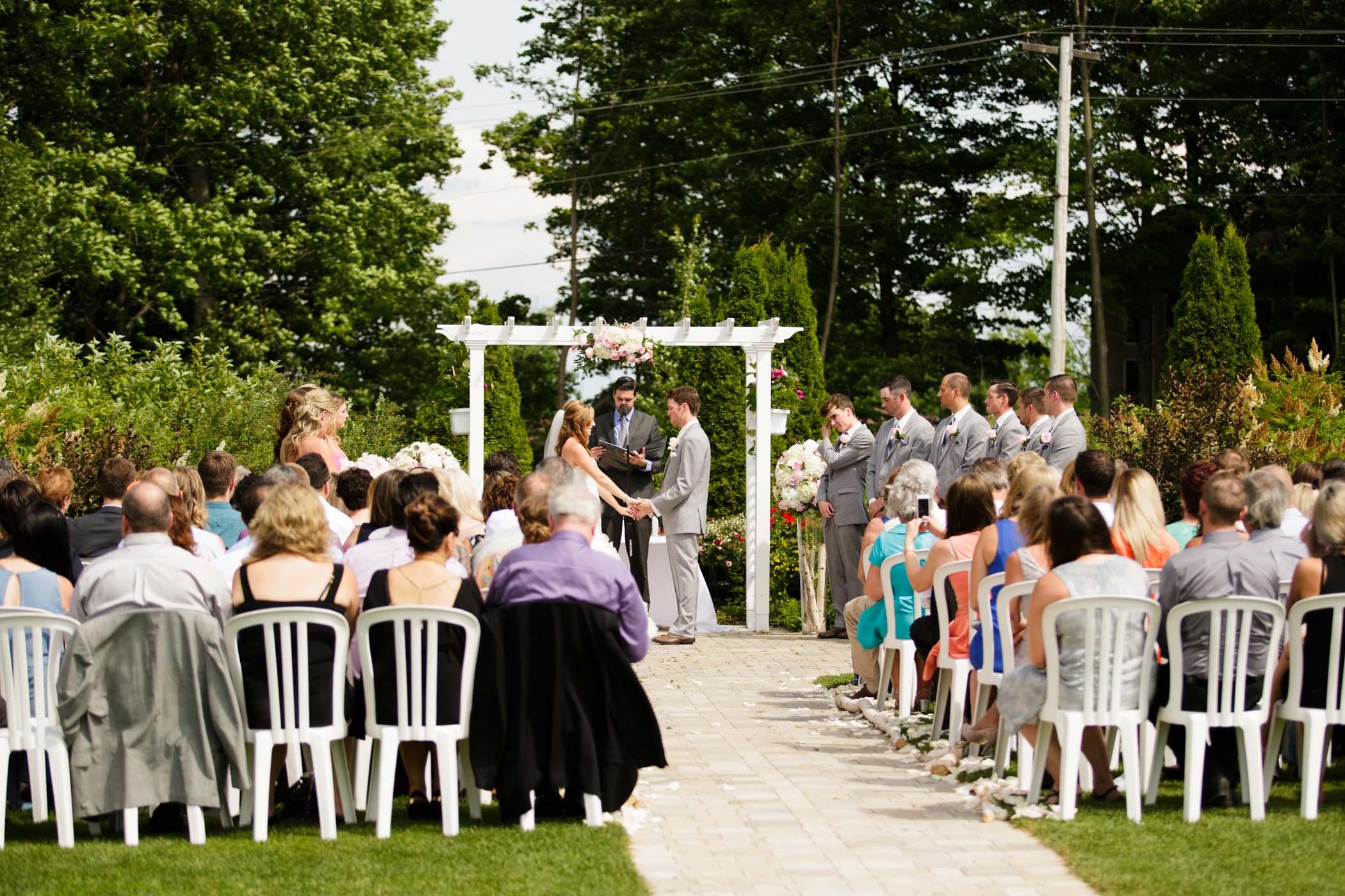 Matthew bernier wedding