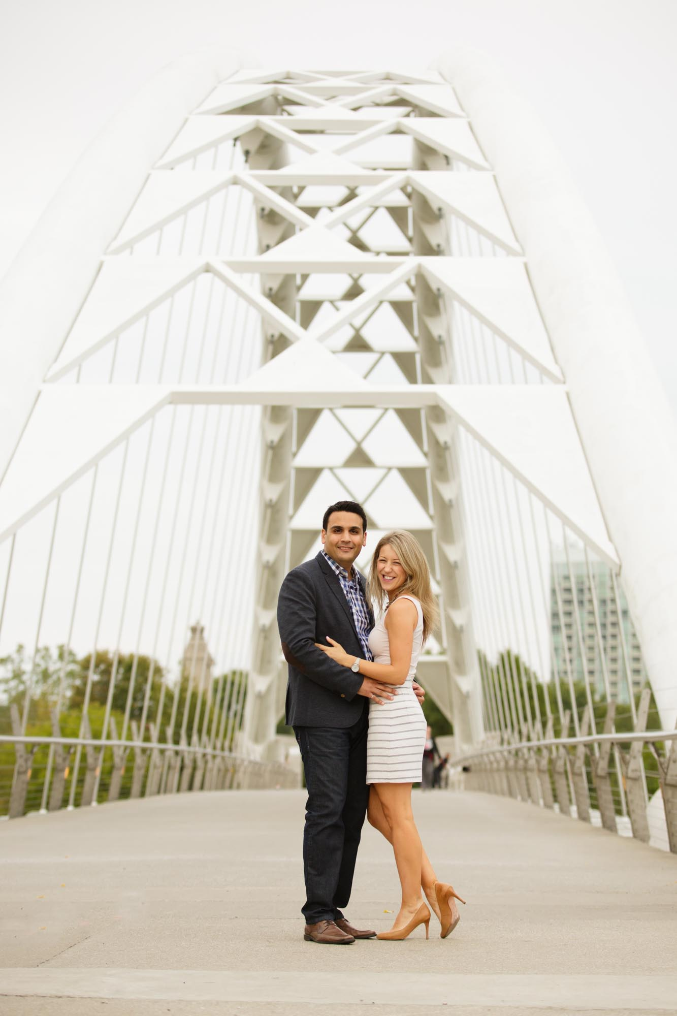 Biljana + Joe Bridge