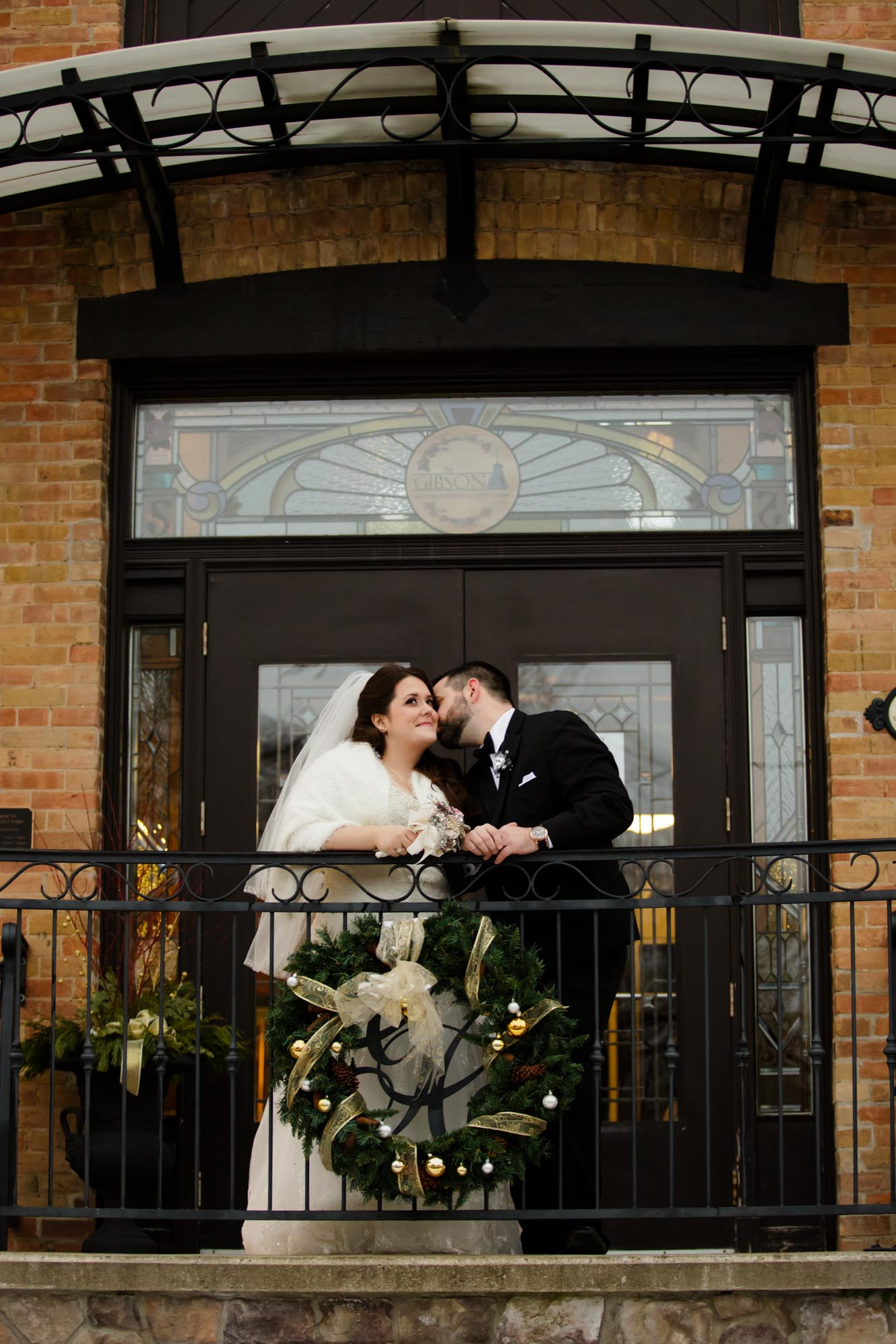 Wedding Photography Fusion At The Gibson Centre In Alliston Ontario Darlington Studios