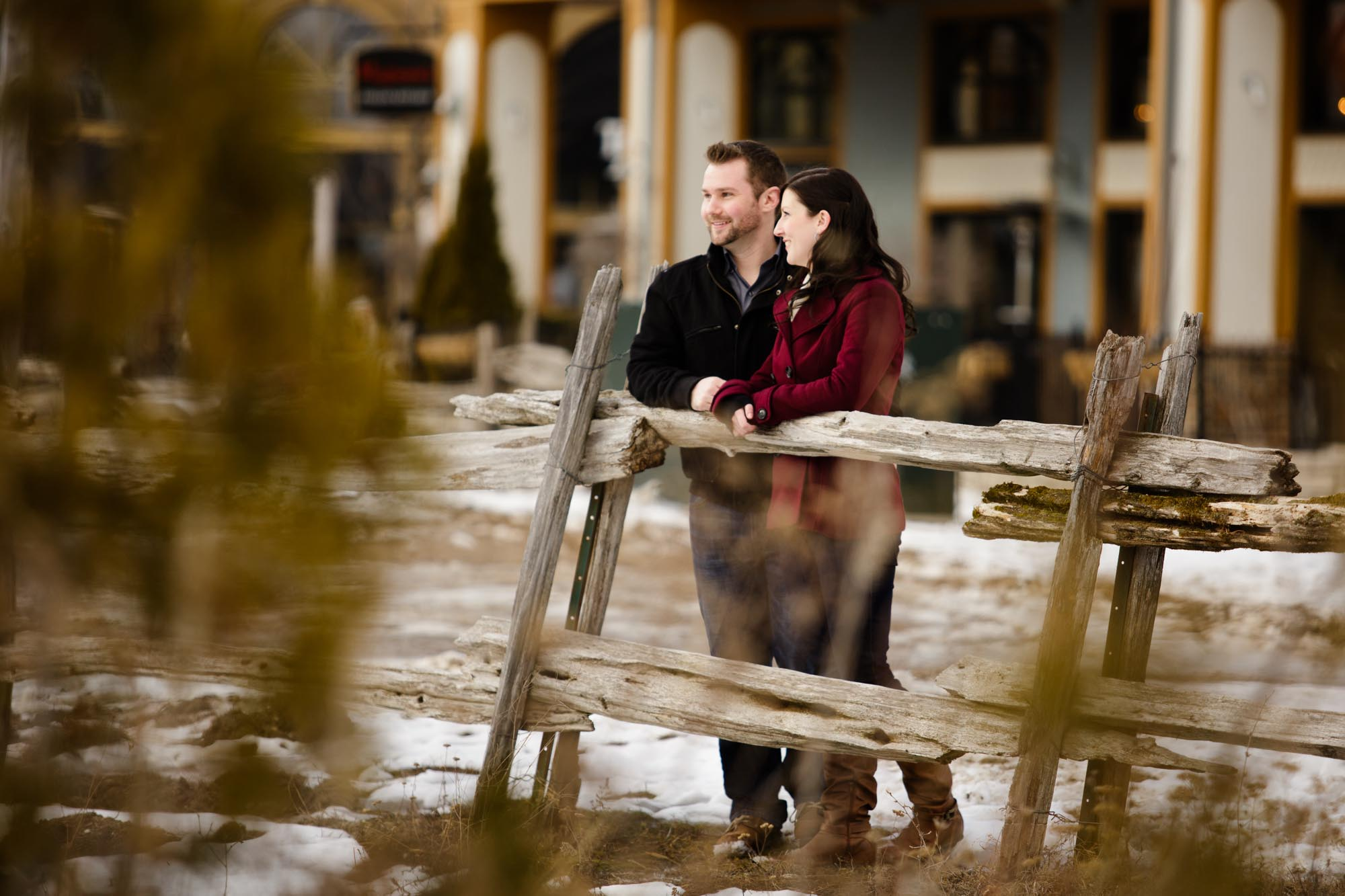 Mark + Sarah