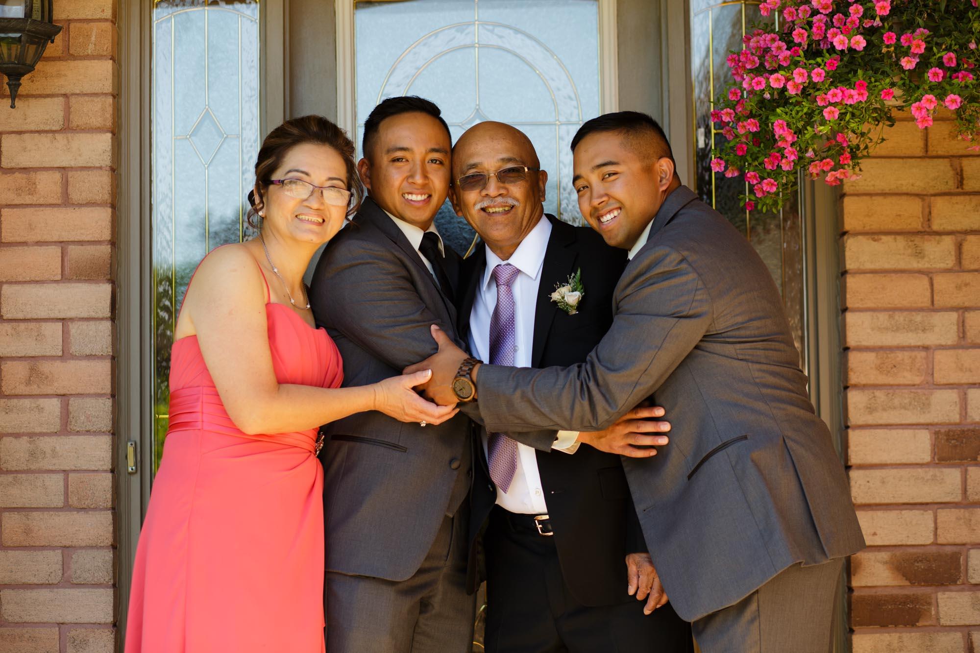 Ayson Family