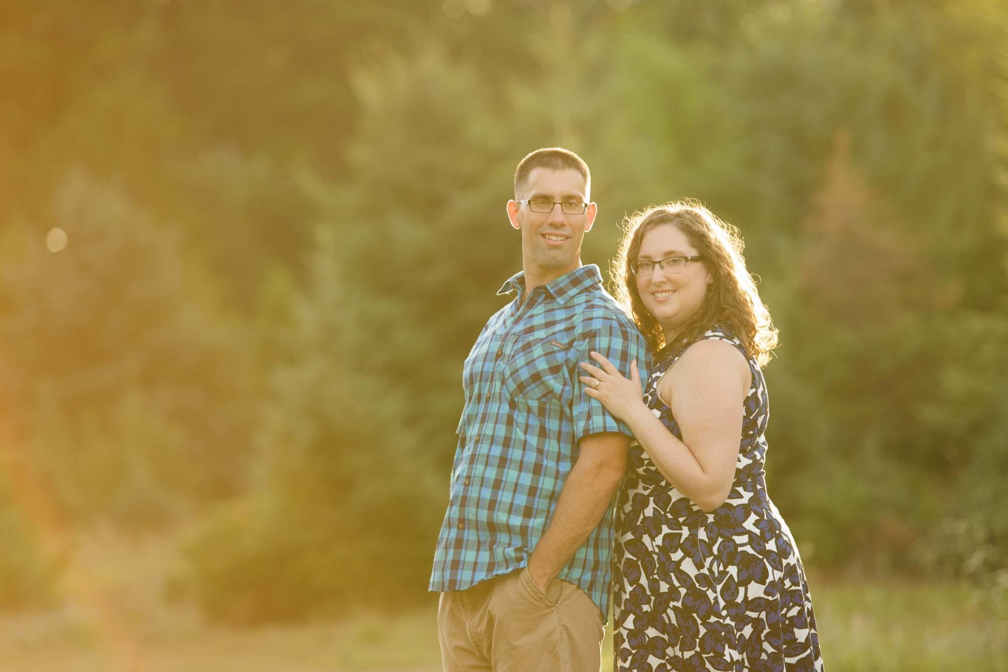 Andrea + Derek